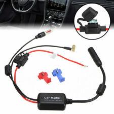 Auto DAB+ Antenne FM Antennenverstärker Car KFZ Signal Verstärker Frequenzweiche