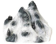 LEMAX Small Ski Mountain Backdrop Weihnachtsdorf Landschaftsgestaltung Modellbau