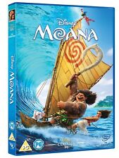 Disney Moana DVD, 2016