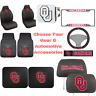 NCAA Oklahoma Sooners Choose Your Gear Auto Accessories Official Licensed