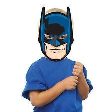 8x Batman Antifaz infantil Bolsa Fiesta DETALLES Disfraz Súper Heroe DC