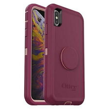 Otter + Pop Defender Series Case for iPhone Xs Max - Fall Blossom