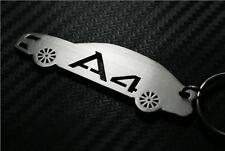 pour Audi A4 B8 Porte-clés Porte-clef QUATTRO S Câble TDI TFSI