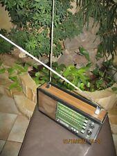 altes orig. Nordmende Galaxy mesa 7000 Kofferradio Weltempfänger Transistor