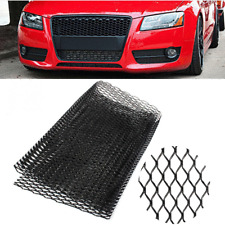 """High Quality 40x13"""" Car Front Bumper Mesh Grille Aluminum Vehicle Body Grill Net"""