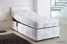 Fabric Pocket Sprung Adjustable Beds with Mattresses