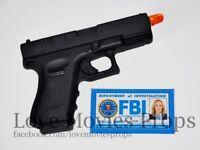 The X-Files Dana Scully Screen Used Prop Gun Pistol Gillian Anderson Costume ID