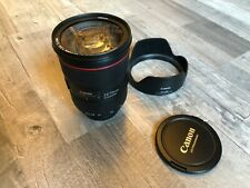 Canon EF 24-70 mm f/2.8 L II USM Objectif