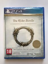 The Elder Scrolls tamriel unlimited ps4