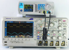 60MHz Dual Chanel Arbitrary Wave DDS Signal Generator Pulse Frequency Counter