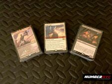 MTG Decks - Foil Barrage Tyrant - Desecration Demon - Aegis Angel BFZ M16 Cards