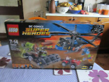 new harvest of fear, FIGURES HAVE BEEN REMOVED, lego superheroes 76054.
