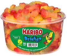 (1000g=4,07�'�) Haribo Drachen - Drachenfrucht Fruchtgummi - 150 Stück