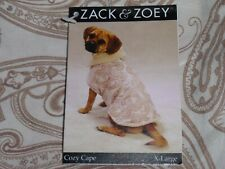 New listing Dog/Pet Cozy Cape by Zack & Zoey size Xl Nwt paisley