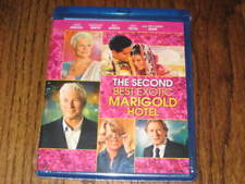 The Second Best Exotic Marigold Hotel  Blu Ray- New!