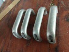 Heavy Duty Aluminum Door Drawer Cabinet Handles pull Set of 4 industrial modern