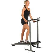 Stamina InMotion Manual Treadmill W