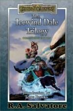 The Icewind Dale Trilogy 3 Books In 1 R. A. Salvatore Collector's Edition Book