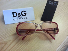 DOLCE & GABBANA D&G 5001 B 678 54 17 130 Pink Optical Eyeglasses Frame Glasses