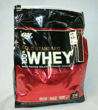 Gold Standard, 100% Whey, Double Rich Chocolate, 7.64 lb *BRAND NEW*