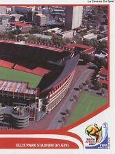 N°011 ELLIS PARK STADIUM 2/2 # STICKER PANINI WORLD CUP SOUTH AFRICA 2010