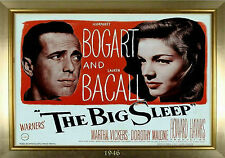 Magnet Movie Poster Photo Magnet The Big Sleep 1946 Humphrey Bogart