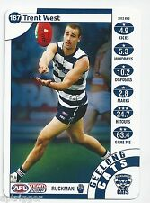 2013 Teamcoach (187) Trent WEST Geelong
