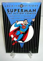 Superman Action Comics Volume 3 DC Comics Archive Edition HC New Sealed