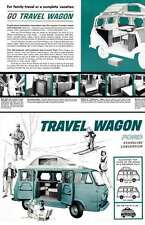 Ford 1963 Travel Wagon Econoline Conversion