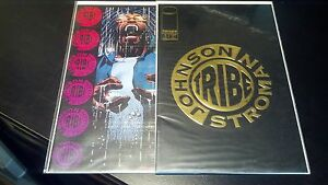 TRIBE SET 1-2 (9.2-9.8) 2 ISSUES IMAGE (sr008)