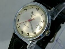 """Nice vintage rare midsize gents """"TIMEX"""", manual wind,working."""