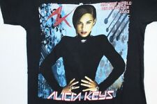 Alicia Keys 2013 Set the World on Fire Concert Band Tour Double Sided Small