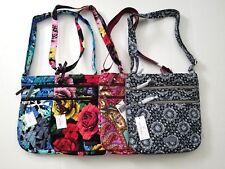 Vera Bradley Triple Zip Hipster - Choose Pattern - Free Shipping