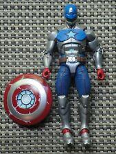 Marvel Legends Civil Warrior action figure Mr. Hyde BAF series Shang-Chi