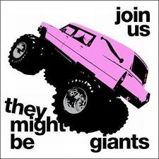 Join Us by They Might Be Giants (Vinyl, Jul-2011, Rounder)