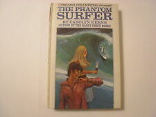 Dana Girls #6, The Phantom Surfer, Carolyn Keene, White Spine