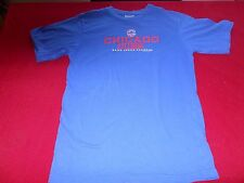 Chicago Cubs BLUE T-SHIRT YOUTH LARGE 14/16