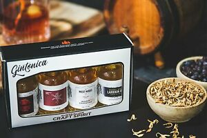 Barrel-Aged Gin Pack (4 x 50ml)