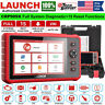 LAUNCH X431 CRP909X Car OBD2 Scanner Full System ECM Diagnostic Tool IMMO TPMS