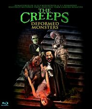 The Creeps, Blu-Ray, Charles Band and Full Moon Features