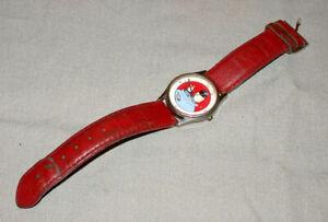 Original Herge 1994 Citime les Aventures de Tintin Official Wristwatch