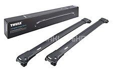 Thule WingBar Edge 9584 / 9584b Pair of Car Roof Bars Aluminium or Black