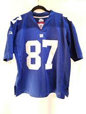 NFL Authentic Reebok New York Goants Hixon Jersey Size 48 Euro