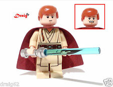 Lego star wars-obi-wan kenobi (jeune version) * nouveau * from set 75092