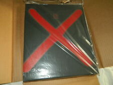 Madonna Madame X Tour Wax Sealed & Unopened VIP Program Book Free Ship