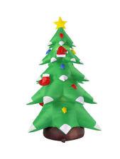 Widmann - aufblasbarer Weihnachtsbaum Dekoration mit Licht