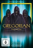 GREGORIAN - THE PLATINUM COLLECTION, MASTERS OF CHANT  DVD NEUF