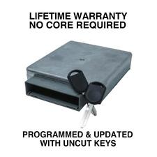 Engine Computer Programmed with Keys 2003 Ford Focus 3S4A-12A650-FC EKQ2 2.0L