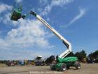 2015 JLG E600JP 60' Electric Articulating Boom Lift Aerial Platform Jib bidadoo