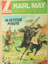 1 x Comic - Karl May  - Nr. 36- Kara Ben Nemsi-  Lehning